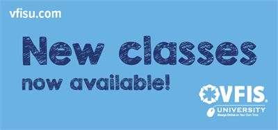 Announcement: new classes now available!