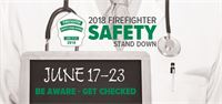 2018 Firefighter Safety Stand Down