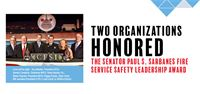 Two Organizations Honored with Senator Paul S. Sarbanes Award