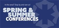 Spring & Summer Conference Schedule