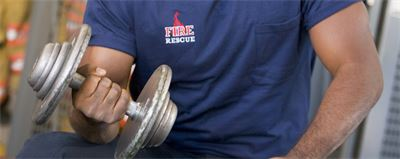 The importance of firefighter physical fitness